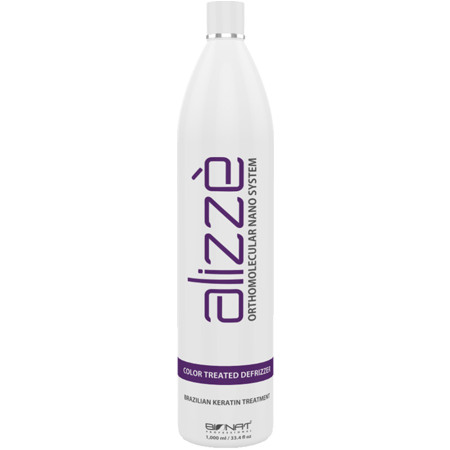 Alizzè Orthomolecular Nano System Color Treated Defrizzer Solution