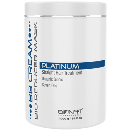 BB Cream Bio Reducer Mask Platinum