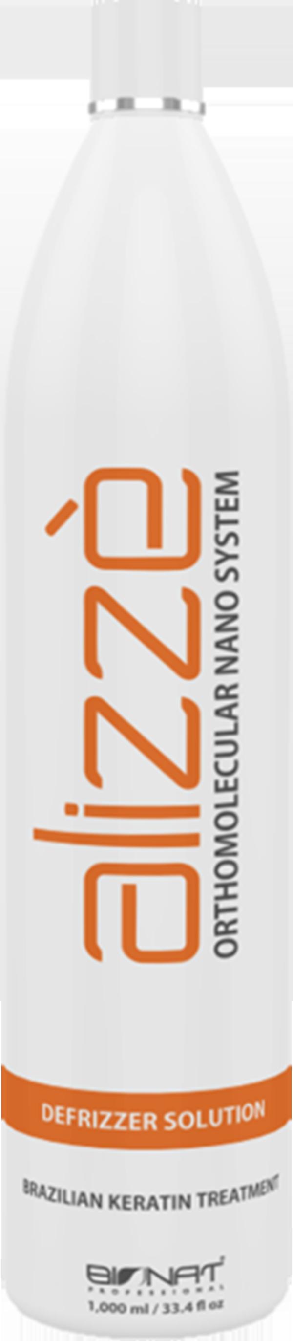 Alizzè Orthomolecular Nano System Defrizzer Solution